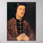 Portrait of King Edward IV of England Print