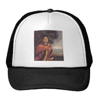 Portrait of King Kamehameha III of Hawaii Trucker Hat