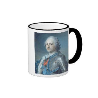 Portrait of King Louis XV  1748 Mug