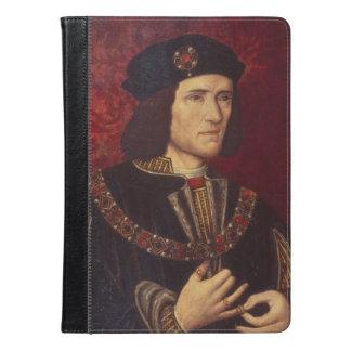 Portrait of King Richard III iPad Air Case