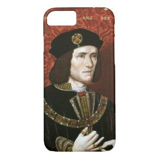 Portrait of King Richard III iPhone 7 Case
