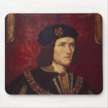 Portrait of King Richard III Mouse Pad