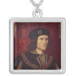 Portrait of King Richard III Necklace