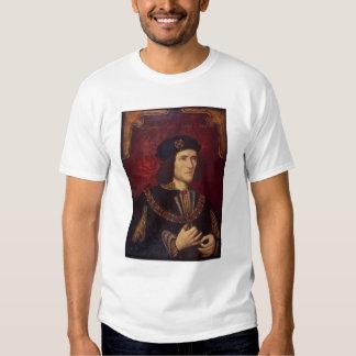 Portrait of King Richard III Tee Shirt