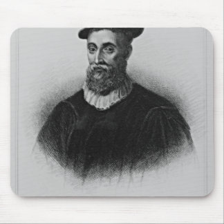 Portrait of Knox from 'Lodge's British Portraits' Mouse Pad
