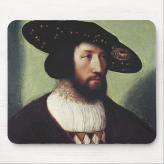 Portrait of Kristian II Mouse Pad