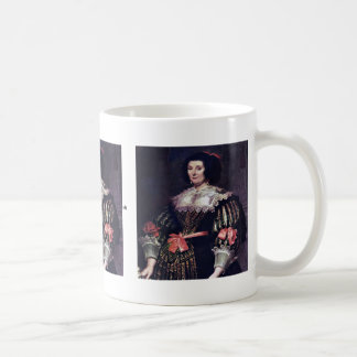 Portrait Of Lady By Anoy Butkens Charlotte Coffee Mug
