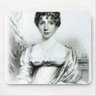 Portrait of Lady Caroline Lamb Mouse Pad