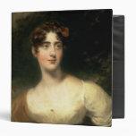 Portrait of Lady Emily Harriet Wellesley-Pole Vinyl Binders
