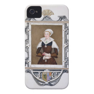 Portrait of Lady Jane Grey (1537-54) 'Nine-Days Qu iPhone 4 Cover