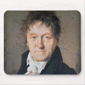 Portrait of Lazare Nicolas Marguerite Carnot Mouse Pad