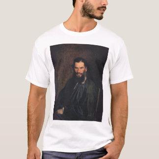 Portrait of Leo Tolstoy T-Shirt