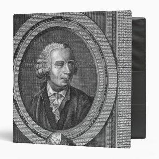 Portrait of Leonard Euler Binder