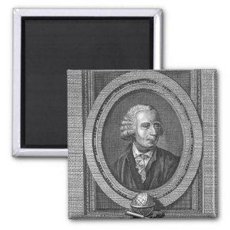 Portrait of Leonard Euler Magnet
