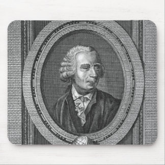 Portrait of Leonard Euler Mouse Pad