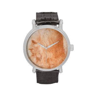 Portrait of Leonardo da Vinci Watch