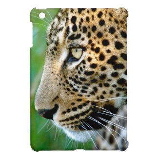Portrait Of Leopard (Panthera Pardus) iPad Mini Case