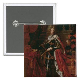 Portrait of Leopold I, Holy Roman Emperor Button