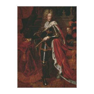Portrait of Leopold I, Holy Roman Emperor Canvas Print
