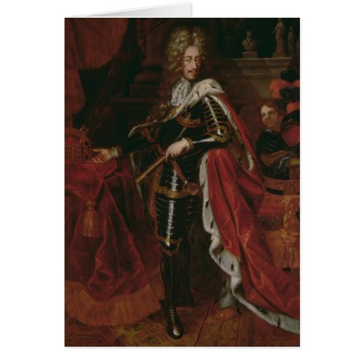 Portrait of Leopold I, Holy Roman Emperor Greeting Cards