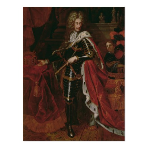 Portrait of Leopold I, Holy Roman Emperor Post Cards