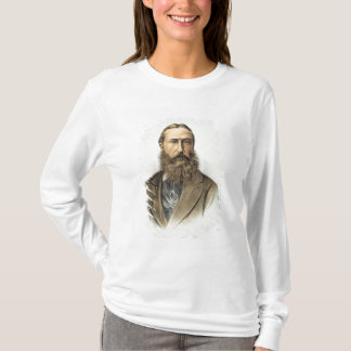 Portrait of Leopold II (1835-1909), King of Belgiu T-Shirt