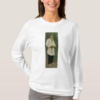 Portrait of Lev Tolstoy  1901 T-Shirt