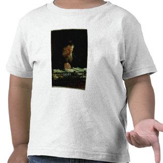 Portrait of Lev Tolstoy T Shirts