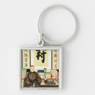 Portrait of Li-Lieu Ying, Empress Tzu-Hsi's Great Keychain