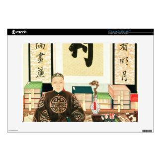 "Portrait of Li-Lieu Ying, Empress Tzu-Hsi's Great Skin For 15"" Laptop"