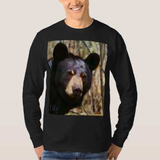 Portrait of Lily long-sleeved T T-Shirt