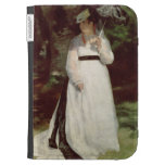 Portrait of Lise, 1867 Kindle Cover