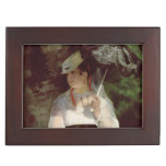 Portrait of Lise, 1867 Memory Boxes