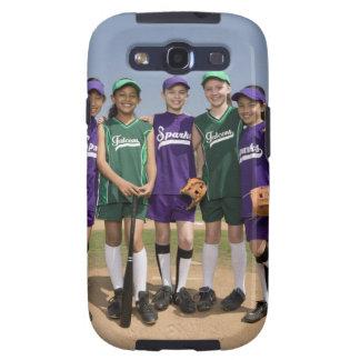 Portrait of little league teams samsung galaxy s3 covers