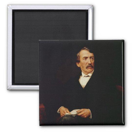 Portrait of Livingstone Magnet