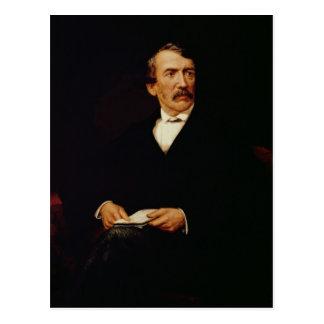 Portrait of Livingstone Postcard