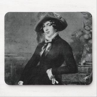 Portrait of Lola Montez , 1844 Mouse Pad