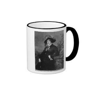 Portrait of Lola Montez , 1844 Coffee Mugs
