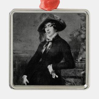 Portrait of Lola Montez , 1844 Christmas Ornaments