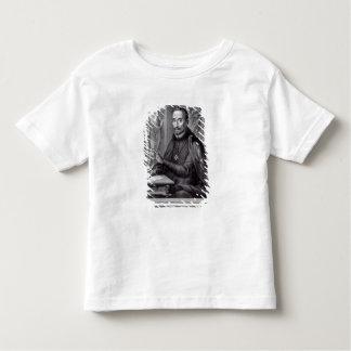 Portrait of Lope Felix de Vega Carpio Toddler T-shirt