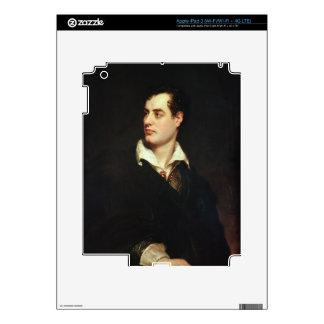 Portrait of Lord Byron (1788-1824) (oil on canvas) iPad 3 Skin