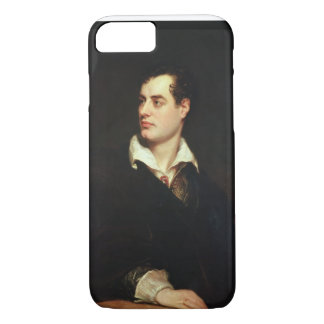 Portrait of Lord Byron (1788-1824) (oil on canvas) iPhone 7 Case