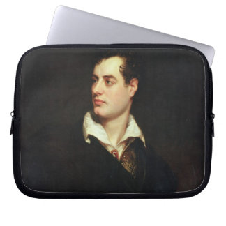 Portrait of Lord Byron (1788-1824) (oil on canvas) Laptop Computer Sleeves