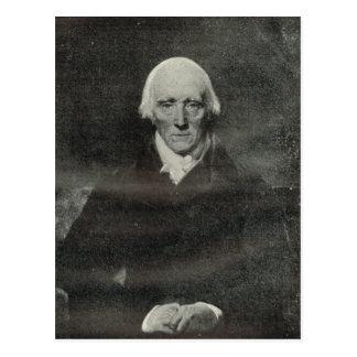 Portrait of Lord Warren Hastings Postcard