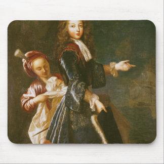 Portrait of Louis-Alexandre de Bourbon Mouse Pad