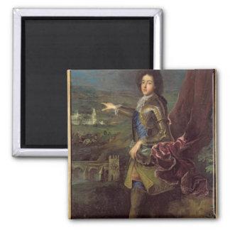 Portrait of Louis Auguste de Bourbon Magnet