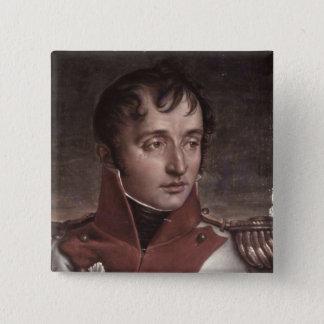 Portrait of Louis Bonaparte Pinback Button