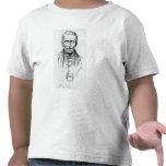 Portrait of Louis Braille Shirts