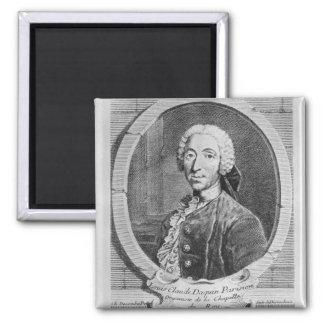 Portrait of Louis-Claude d'Aquin Magnet