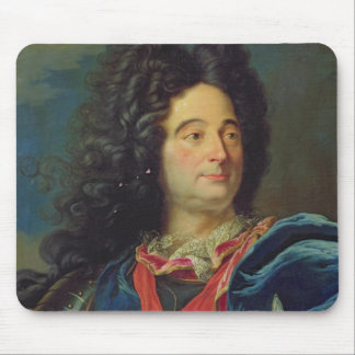 Portrait of Louis-Claude-Hector  Duke of Mouse Pad